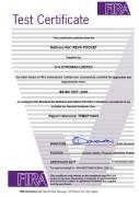 certificate reva